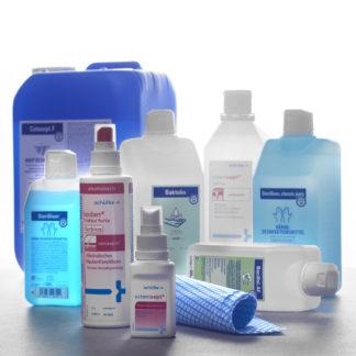 Desinfektion u. Hygiene